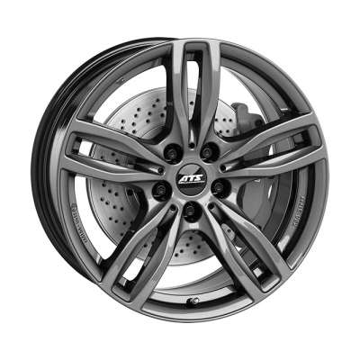 ATS Evolution G.Grey 7.5x17 5/120.00 ET37 B72.5