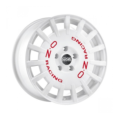 OZ Rally Racing White