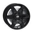 BM Wheels Macho M.Blk 7.0x16 6/114.30 ET40 B66.1